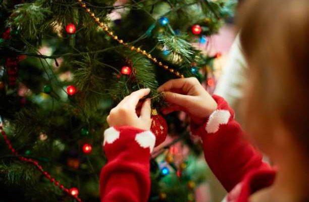 [8 Δεκεμβρίου] Στολίζουμε το Δέντρο των Ευχών