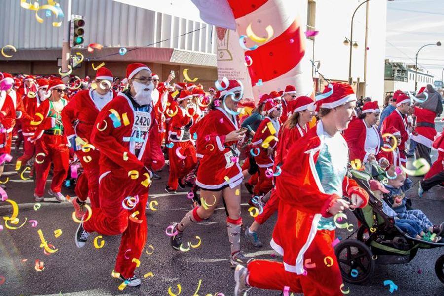 [22 Δεκεμβρίου] Santa Fun Run - Πλατεία Κοραή