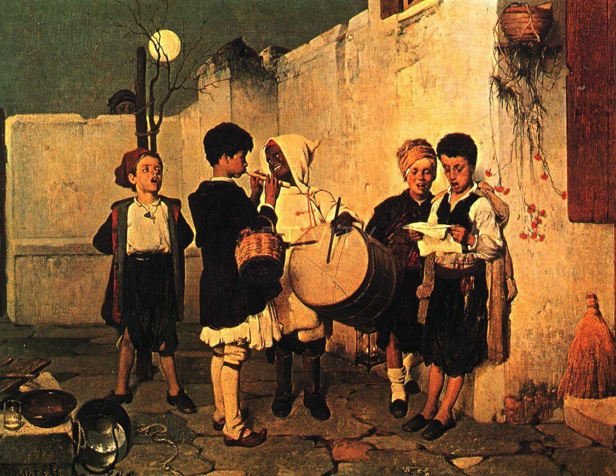 [24 Δεκεμβρίου] Παραδοσιακά Κάλαντα από συλλόγους της πόλης